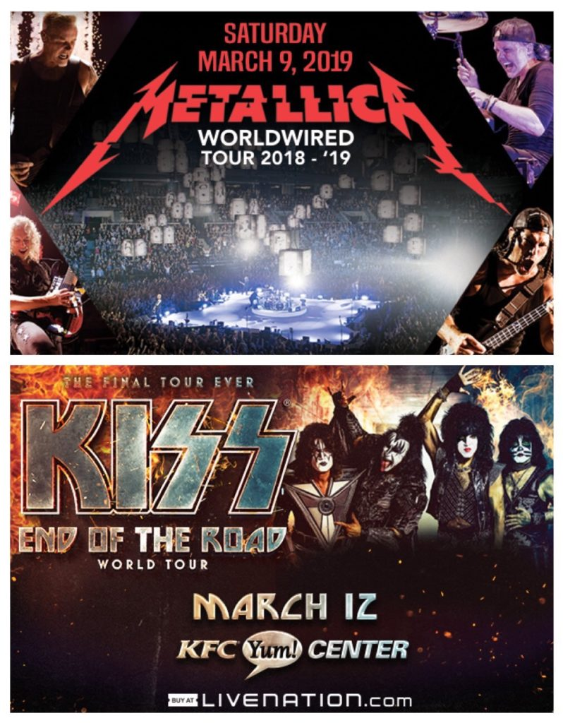 Episode 159 – Metallica and Kiss Concert Reviews | Ages of